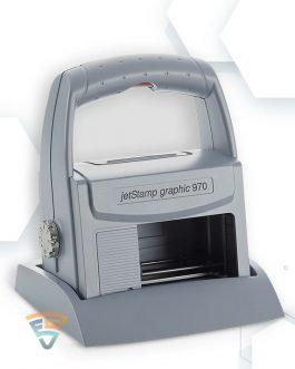 jetStamp graphic® 970 MP3 Индустриален мобилен принтер