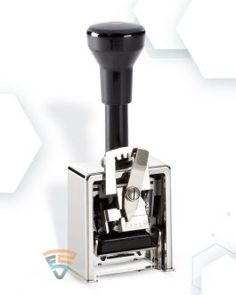 Номератор 16 цифрен C1S Block 4.5 мм