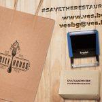 Печати за ресторанти, предлагащи доставки на храна за вкъщи