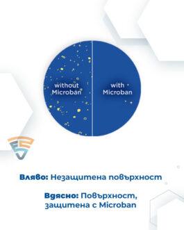 Комплект антибактериални печати за ветеринарни клиники